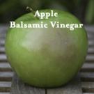 White Apple Balsamic Vinegar