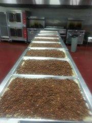 Cinnamon Glazed Almonds 8 oz