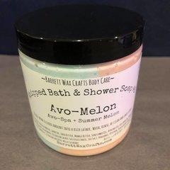 Whipped Bath & Shower Soap #8 - Avo-Melon