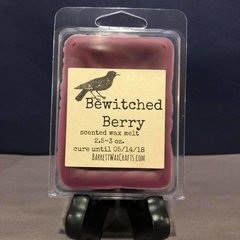 Bewitched Berry scented wax melt.