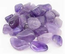 Amethyst Tumbled Crystals