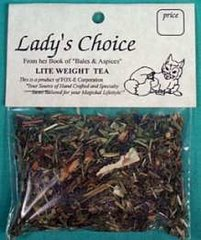 Lite Weight Herbal Tea (5 + Cups)