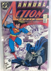 Action Comics Annual #1 1987 Comic (VF+)