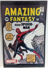 Amazing Fantasy #15 2002 REPRINT Comic (F/VF) (Appearance of Spider-Man)