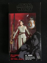 Star Wars Rey (Jakku) & BB-8 The Black Series Force Awakens (2015)