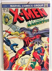X-Men #91 1974 Comic Ft. Magneto (F/VF)