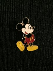 Walt Disney World Classic Mickey Mouse VINTAGE Pin