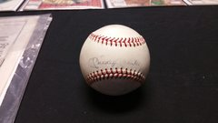 1968 NYY Team Signed Baseball, Mickey Mantle Last Year! 21 Signatures! JSA LOA