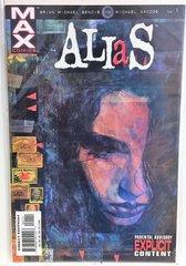 Alias #1 2001 Comic (VF/NM) (1st app of Jessica Jones)