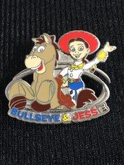 Toy Story Bullseye & Jessie Pin