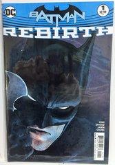 Batman Rebirth #1 2016 Comic (VF/NM)