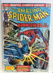 The Amazing Spider-Man #130 1974 Comic (F/VF)