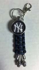 New York Yankees Handmade Keychain