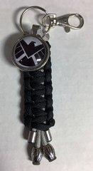 S.H.I.E.L.D. Handmade Keychain
