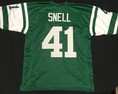 Matt Snell Replica Home New York Jets XL Jersey