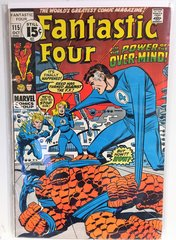 Fantastic Four #115 1971 Comic (6.0)