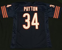 Walter Payton Replica Home Chicago Bears XL Jersey