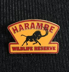 Walt Disney Harambe Wildlife Reserve Pin
