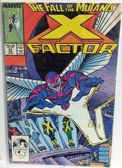 X Factor #24 1987 Comic (F+) (1st app of Archangel)