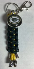 Green Bay Packers Handmade Keychain