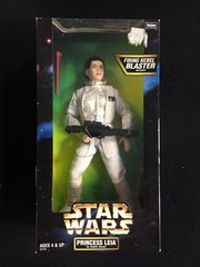 "Princess Leia 12"" Star Wars Figurine (Hasbro 1997)"