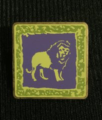 Walt Disney Animal Kingdom Lion Pin