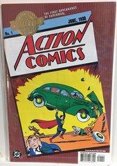 Millennium Editions Actions Comics #1 2000 comic (VF/NM)