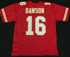 Len Dawson Replica Home Kansas City Chiefs XL Jersey