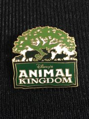 Walt Disney World Animal Kingdom Pin
