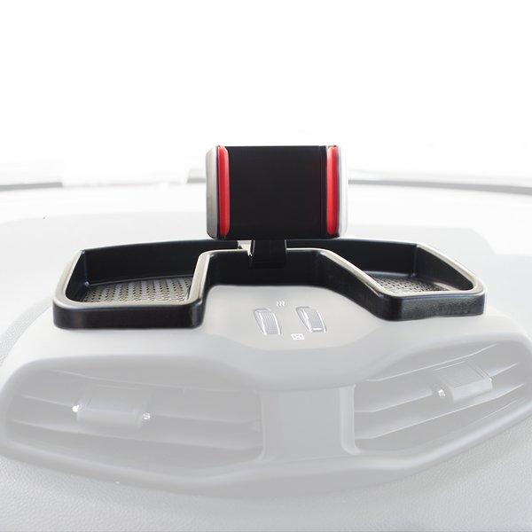 Black Dash Phone Holder for 2015-2017 Jeep Renegade