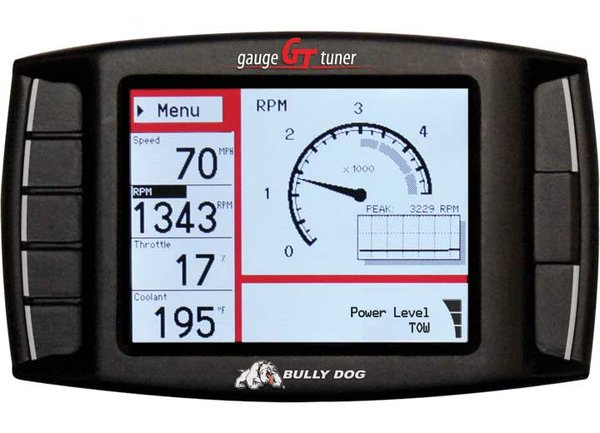 BULLYDOG PERFORMANCE TUNER GT GAS 40410