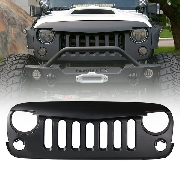 Angry Bird Grille for 2007-2016 Jeep Wrangler