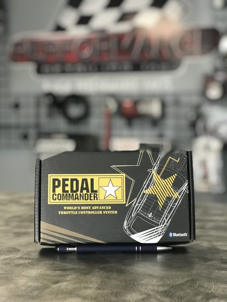 Pedal Commander 2007-2018 Chevy/GMC