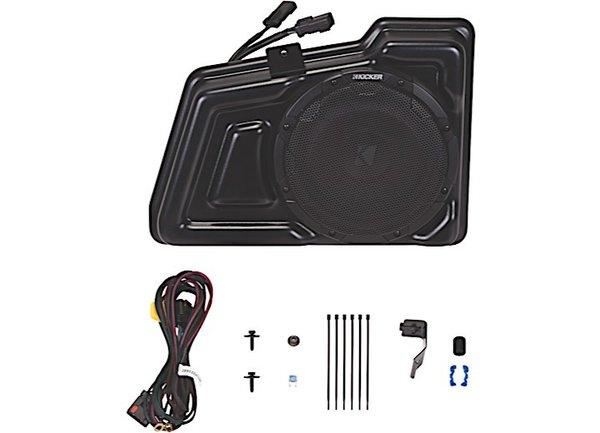 KICKER Subwoofer Upgrade Kit 10-15 chevy camaro SCAMA10