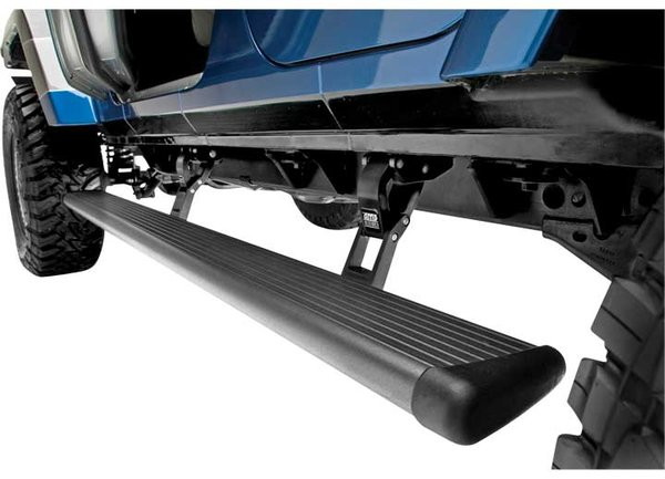 AMP Research Power Step Running Board with Light Kit - 4 Door 07-17 Jeep wrangler