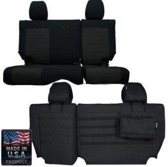 BARTACT MIL-SPEC JEEP WRANGLER 2007-2010 JK Rear SEAT COVERS