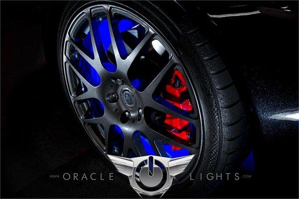 Oracle LED Wheels Ring Kits 4215