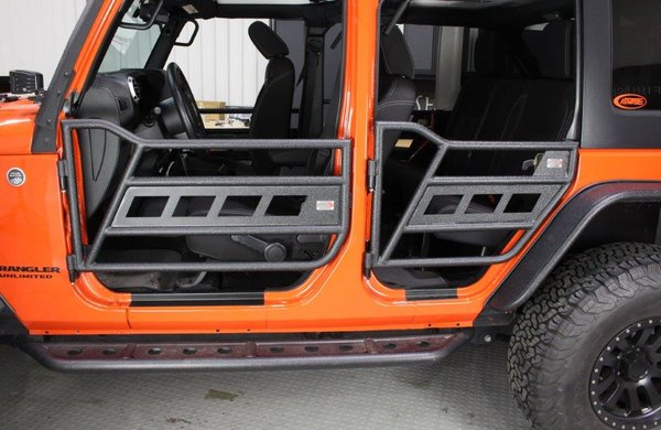 Fishbone Offroad Front and Rear Tube Doors 2007-2018 JK/JKU