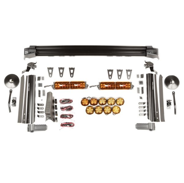 RUGGED RIDGE Fasttrack Kit 07-17 Jeep Wrangler JK