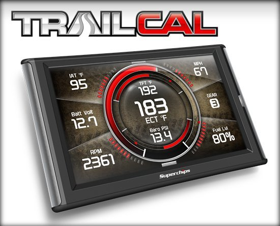Superchips TrailCal Tuner 41051