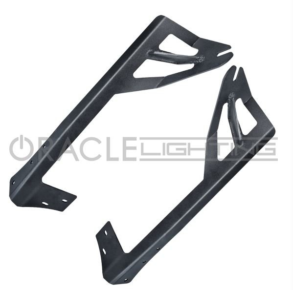 Jeep TJ Off-Road LED Light Bar Roof Brackets 1997-2006