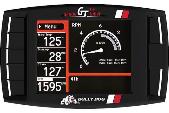 BULLY DOG GT PLATINUM GAS TUNER 40417