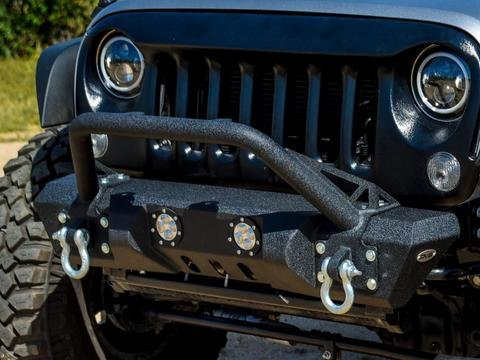 DV8 FS11 Front Bumper Jeep Wrangler fs-11
