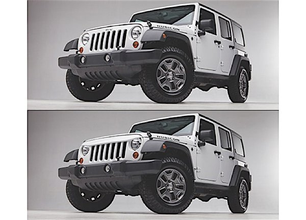 UnderCover Truck Bed Covers Nighthawk Light Brow  07-16 Jeep Wrangler NH1001