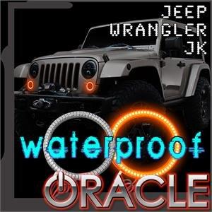 Oracle LED Halo Turn Signal  Kit 07-16 Jeep Wrangler 2931