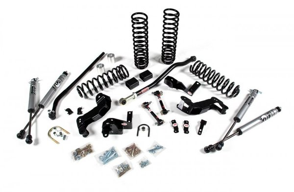 "JSPEC 3.5"" J Kontrol Suspension System 2007-2016 Jeep Wrangler JK (2 Door) JSPEC109K"