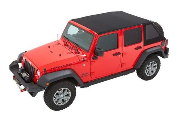 Bestop TREKTOP NX PLUS TWILL SOFT TOP 4DR