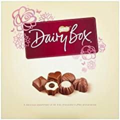 Nestle Dairy Box Chocolates - 360g