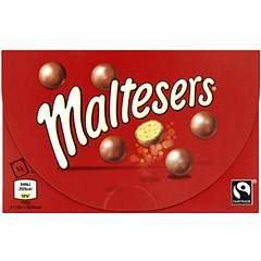 MALTESERS SMALL BOX 120G - only available at Xmas