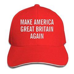 Britain Baseball Cap